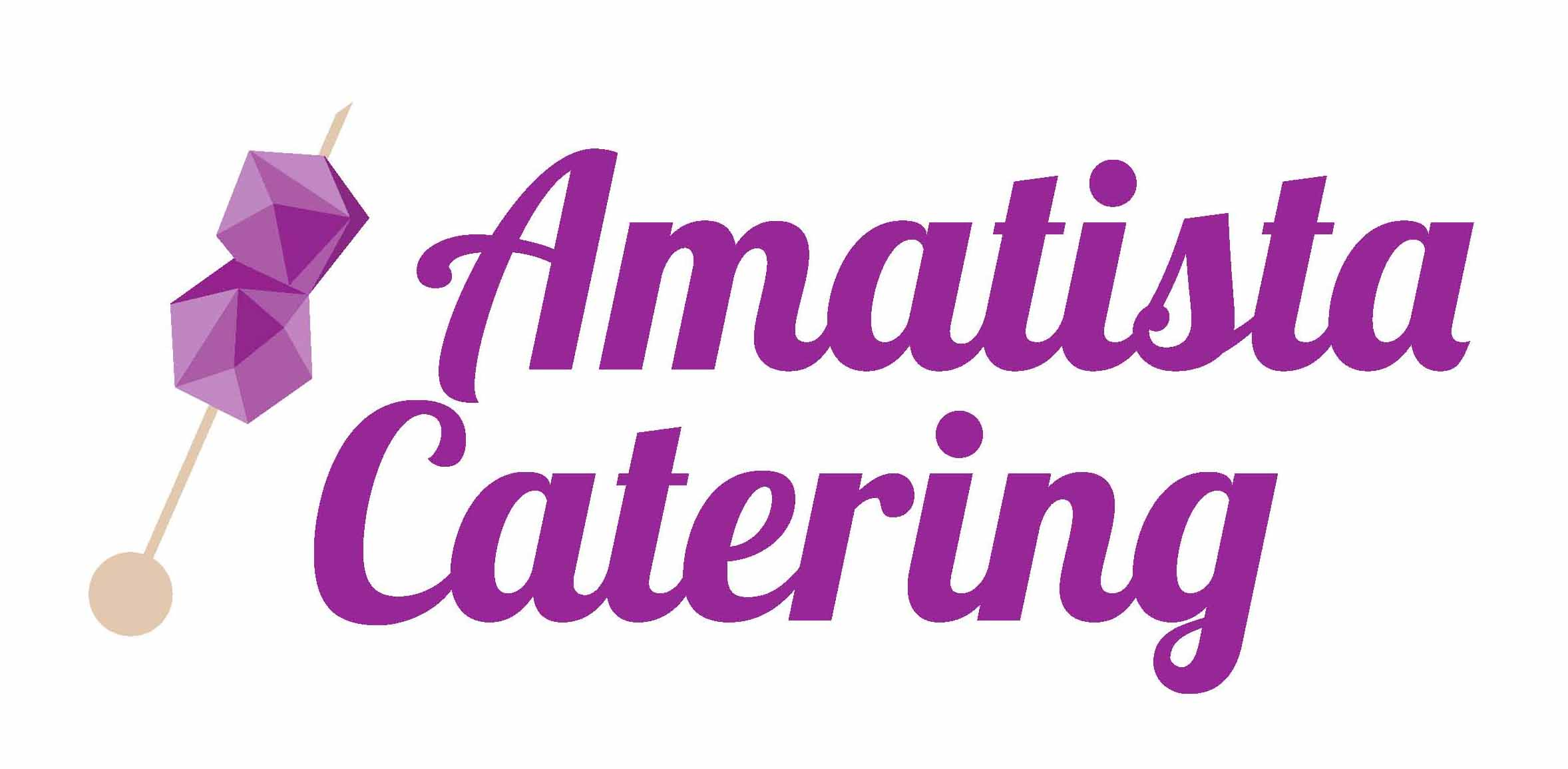 logotipo Amatista Catering