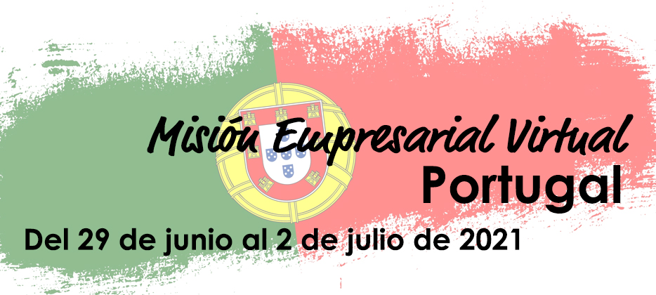 Misión Empresarial Virtual - Portugal